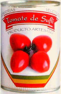Tomate de Suflí